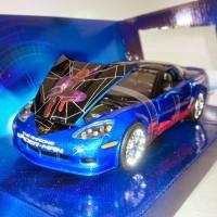 Jual Maisto 1/24 Corvette Z06 GT1 The Amazing Spider-Man Murah