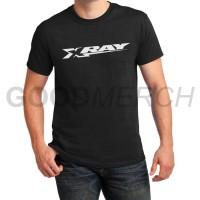 Tshirt Xray Rc Racing - Hitam