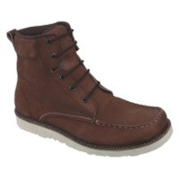 Sepatu Boots Pria, Sepatu Kulit, Sepatu Adventure RMPx137 Elbert Brown
