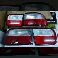 317-1908FTB-VCR Stoplamp Honda Civic Genio 92-95