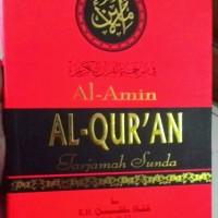 Al-Amin Al-Qur'an Terjemah Sunda
