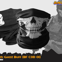 Baff/Bandana Call Of Duty Ghost (BF COD 01)