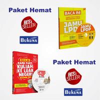 harga Paket Sakti 2 Buku ( JKLN + JAMU LPDP ) Hemat Tokopedia.com
