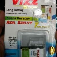 Baterai/Battery Double Power Vizz Nokia BP-6MT N82 E51 N81 (8Gb)