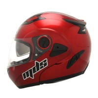 harga Helm MDS Pro Rider Flip Up Modular Red FullFace Full Visor Tokopedia.com