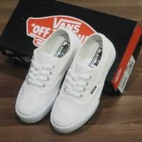Sepatu Kets Vans ICC OS White