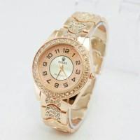 Jam Tangan Wanita Rolex/Guess/Gucci/Quiksilver