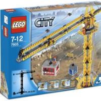 LEGO 7905 CITY Building Crane