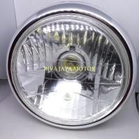 REFEKTOR / HEAD LAMP / REFLEKTOR / LAMPU DEPAN SUZUKI THUNDER 125