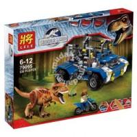 Lego Dino Lele 79095 Jurassic World Dinosaurus Hunting Car T-rex