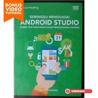 Video Tutorial Android Studio untuk cara Membuat Aplikasi Android