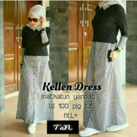 dress / long dress / kellen dress