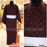 Yukata/Kimono Pria : Mini Shuriken