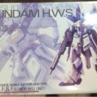 MG Hi Nu Gundam HWS Verka Clear ver Gunpla Expo