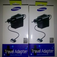 Garansi+100% Original Samsung Eu Wall  Charger Usb Cable Galaxy TAB