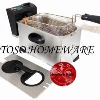 harga Oxone Ox-989 Deep Fryer Penggorengan Elektrik Listrik Tokopedia.com