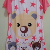 DSLN52 - Dress Bear Star Peach