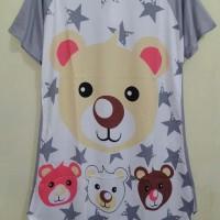 DSLN51 - Dress Bear Star Grey