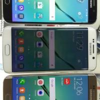 samsung galaxy S6 EDGE 64GB bekas ORIGINAL kondisi 99%