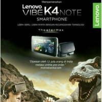 Hp Lenovo A7010 Vibe K4 Note Free Antvr 16gb Ram 3gb Garansi Lenovo