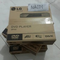 DVD PLAYER LG DP132 LG DP 132