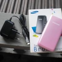 samsung bronx sch-b299 cdma, pink pemakaian nyokap. jual BU