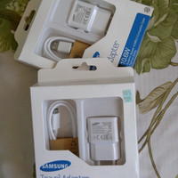 Charger Original HP Samsung 100% Galaxy Tab3, Note 2, S4, Mega,Grand,A