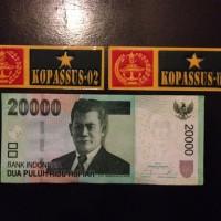 harga Stiker Sticker Plat Nomor KOPASSUS 02 untuk Mobil Motor Tokopedia.com