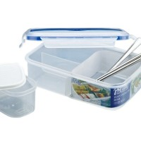 Kotak Makan Sekat 3 / Lunch Box