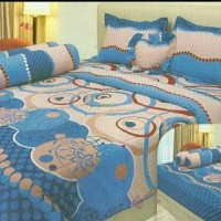 BED COVER INTERNAL 2IN1 BLUE LAGOON