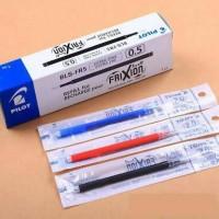 Refill Pulpen Pilot Frixion Clicker Ball Mata Pena 0.5 mm dan 0.7 mm