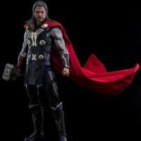 ORIGINAL Hot Toys Thor TDW - The Dark World - NEW BOX COKLAT & RARE