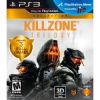 Kaset Game PS3 Killzone Trilogy Collection