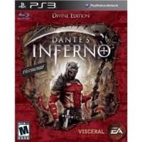 Kaset Game PS3 Dante's Inferno Divine Edition