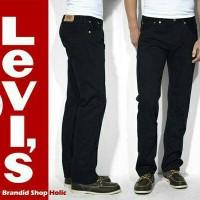 Jual Celana Jeans LEVIS Standar Hitam Murah