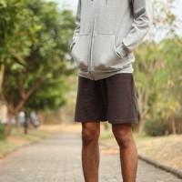 Jual jaket jacket sweater nike hoodie basic classic zipper original - MISTY Murah