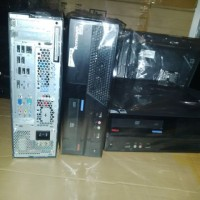 Lenovo ThinkCentre Core2Duo 3,1ghz COA Win7 pro ORI