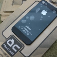 harga [Iphone 4s/4cdma] Back Door Housing Mirip Iphone 5 Free Obeng Tokopedia.com