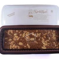 Brownies Almond Kartika Sari Bandung