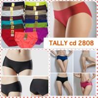 Harga cd tally 2808 celana dalam mulus tanpa jahitan seamless | antitipu.com