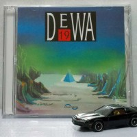 CD Dewa 19 - Selftitled ( Album Pertama )