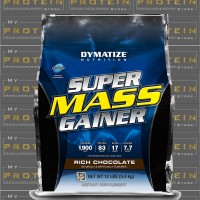 Dymatize Nutrition Super Mass Gainer 12lbs. NEW PACKAGING ...