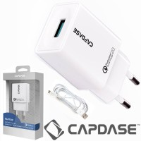 Original Charger Capdase Quick Fast Charge 2A (Qualcomm Certified)
