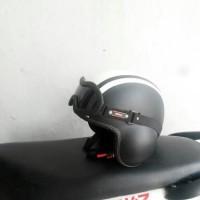 harga Helm Pilot + Kaca Mata Tokopedia.com