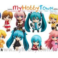 Vocaloid Nendoroid Petit Selection Set Of 12