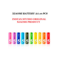 harga Xiaomi Zi5 Rainbow Alkaline Battery AA Set Colorful Original Termurah Tokopedia.com