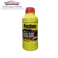 Prestone DOT 3 Brake Fluid (Minyak Rem) 300 ml