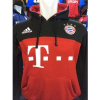 harga Blazer Jaket Bola MUNCHEN Munich Bayer Dortmund Topi Ring Basket Tokopedia.com
