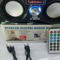 Audio Speaker Al Quran 30juz 10qori Lebih