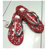 Sandal Wedges #Sandal Jepit Wanita #Sandal Hello Kitty Dewasa
